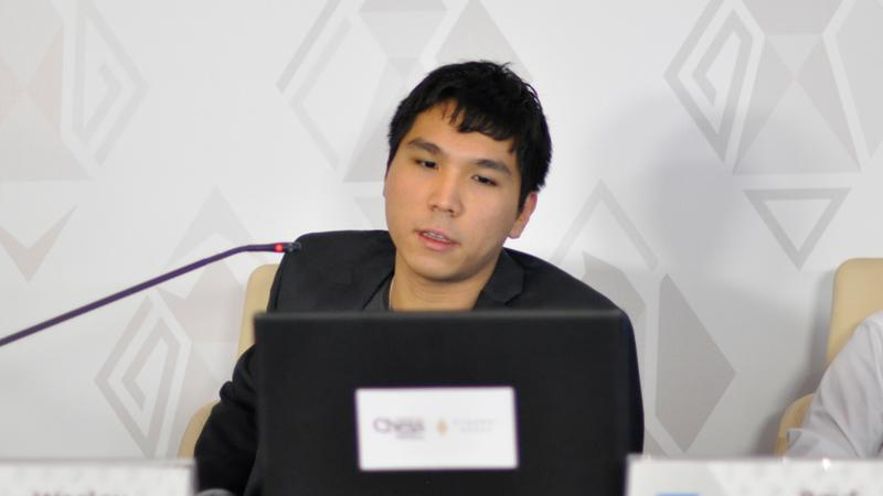 Wesley So 'Works Harder,' Leads In Shamkir After 4 Rounds
