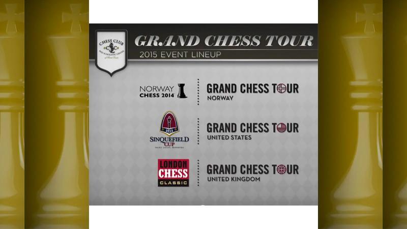 'Grand Chess Tour' Announced In St. Louis