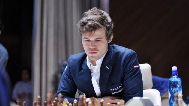Second Shamkir Victory For Magnus Carlsen