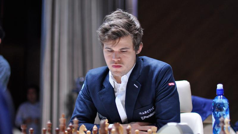 Second Shamkir Victory For Magnus Carlsen