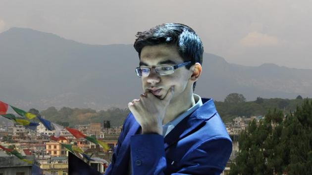 Play Top GM Anish Giri To Support Nepal