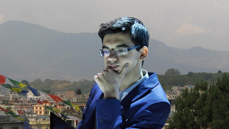Play Top GM Anish Giri To Support Nepal