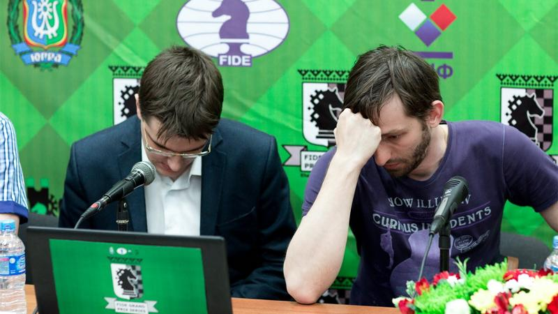 Grand Prix: Dominguez Joins Tomashevsky, Who Misses Mate In 10