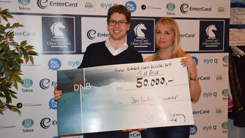 Hammer Qualifies For Norway Chess, Brings Chess Drama To TV
