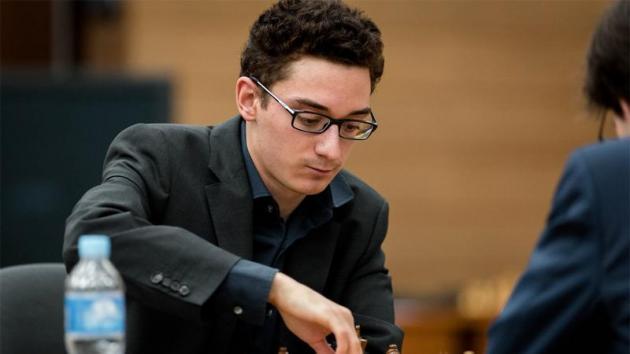 Caruana Wins Again, Leads In Khanty-Mansiysk