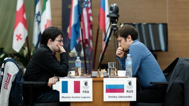 Grand Prix: Karjakin Beats Tomashevsky, MVL Blunders vs Jakovenko