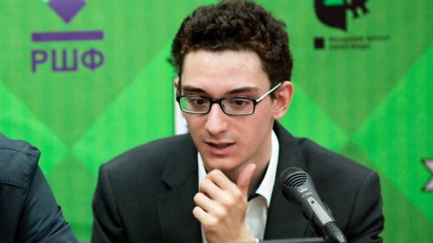 Fabiano Caruana Still In Lead; 3 Winners In Khanty-Mansiysk