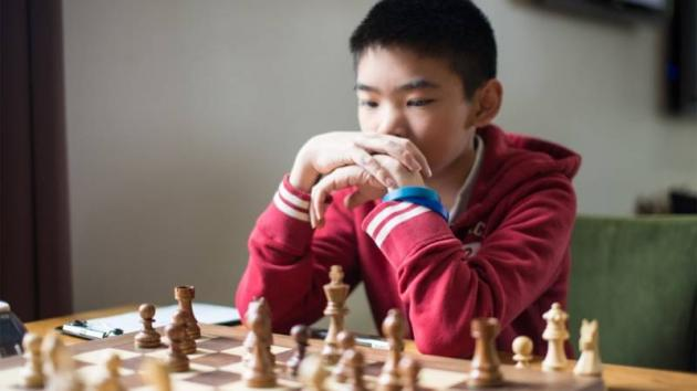 14-year-old Jeffery Xiong Shocks Field At Chicago Open