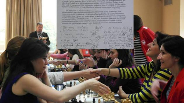 Cheating Controversy At European Women's Championship (Updated)