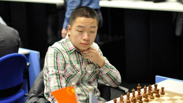 15-Year-Old Wei Yi Wins First National Title