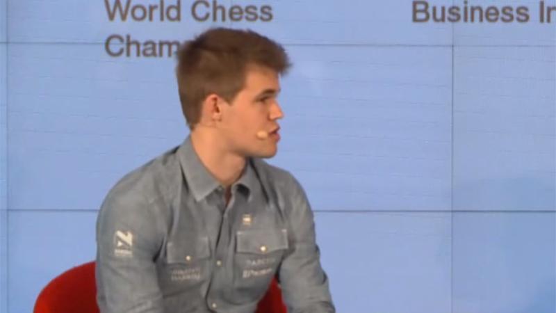 """Magnus Carlsen: """"I appreciate creating something unique"""""""