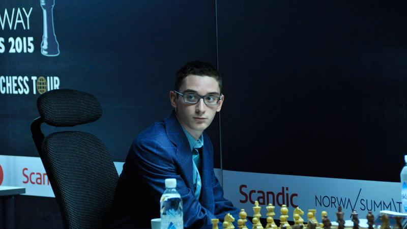 Carlsen Also Loses To Caruana At Norway Chess   Update: VIDEO