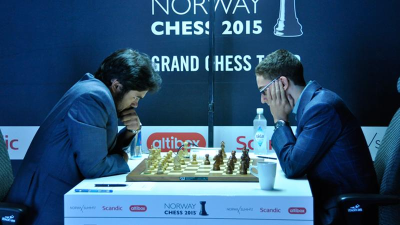 Nakamura, Topalov Win And Lead After Norway Chess Round 3