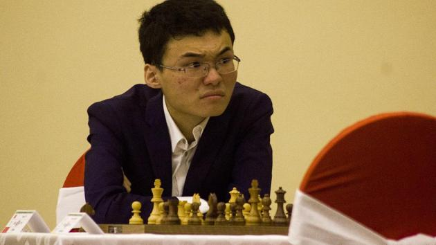 Yu Yangyi Cruising Through Capablanca Memorial -- Midway Report
