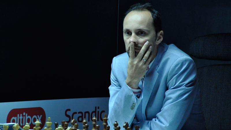 Topalov Beats Grischuk, Now 1.5 Points Ahead Of Pack