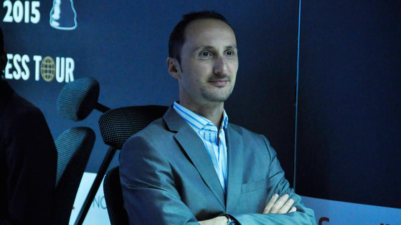 5 Draws At Norway Chess; Topalov Maintains 1.5-Point Lead