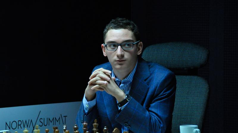 Caruana Sole Leader In Dortmund Before Final Round