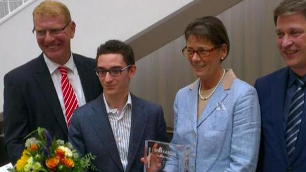 5-Game Winning Streak, 3rd Dortmund Title For Caruana