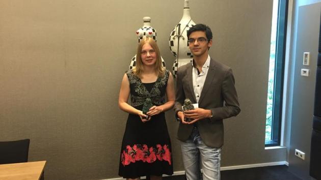 Giri, Haast 2015 Dutch Champions
