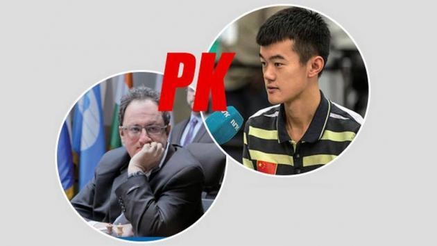 Ding Liren Beats Boris Gelfand 3-1 In Friendly Match
