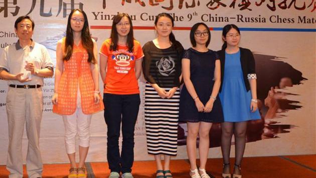 China Beats Russia 29-21 In Ningbo, Women's Team Impresses