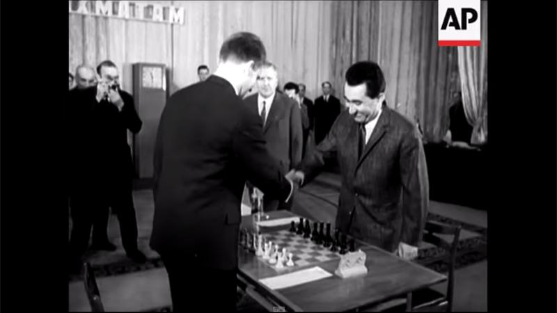Historic Chess Footage Revealed As AP, Movietone Launch YouTube Channels
