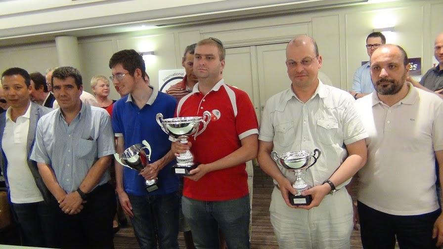 GM Tazbir Wins IBCA European Title