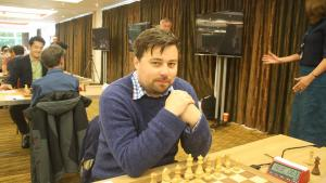 GM Hawkins Wins Final Round For British Championship's Thumbnail
