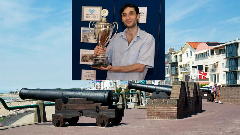 Admiral Jobava Fires His Cannons In Vlissingen