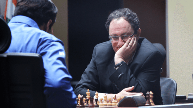 "Gelfand On His Trainer: ""In A Way He Never Showed Me Anything"""