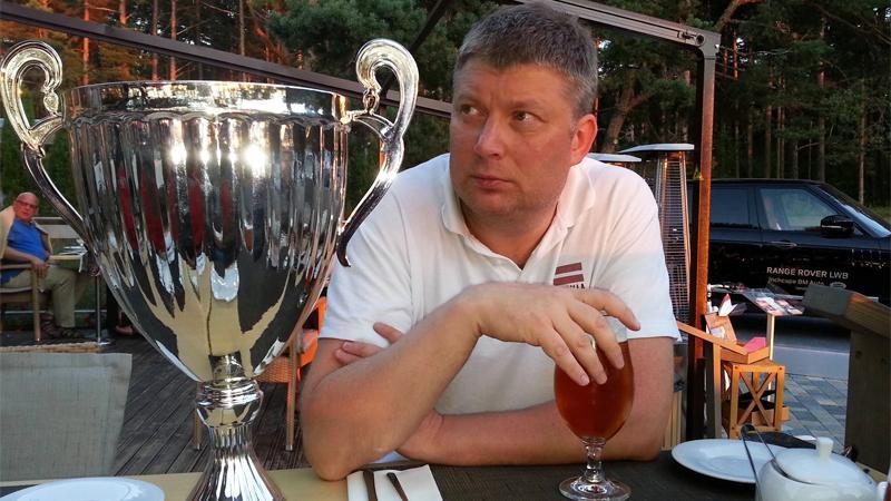 Alexei Shirov Clinches Cup In Riga