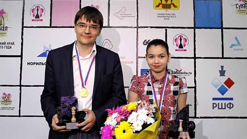 Tomashevsky, Goryachkina Are New Russian Champions