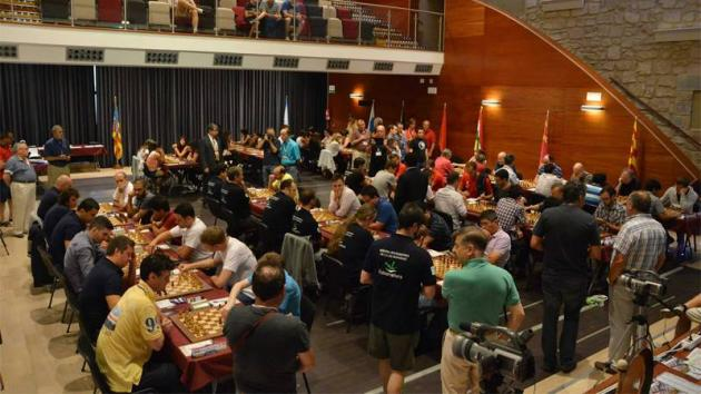 3 Indian GMs Help Solvay Win Spanish Team Championship