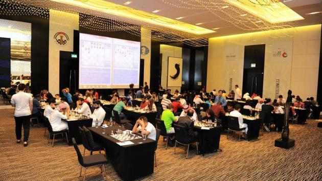 5-Way Tie At Strong Abu Dhabi Masters