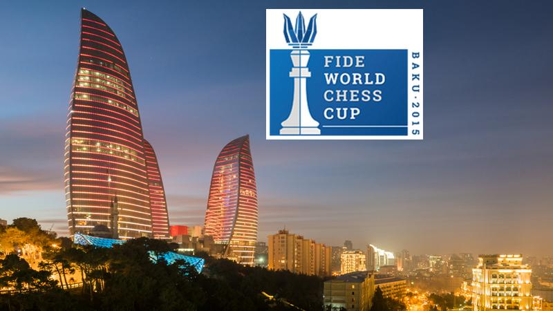 Baku World Cup Takes Off This Friday With Almost All Top GMs