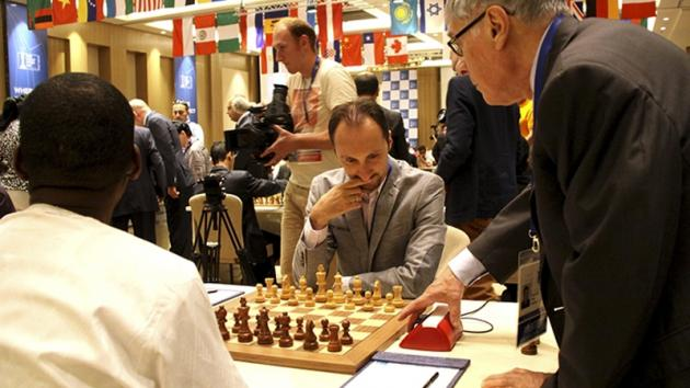 Few Upsets, Many Draws On Baku World Cup Day 1