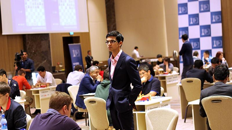 Adams, Karjakin, Navara, Wang Hao Start With Losses In World Cup Round 2