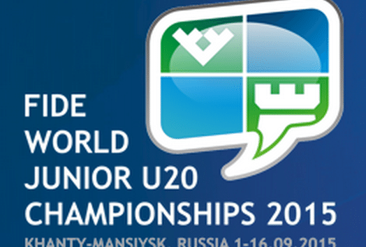 Last-Round Win Nets GM Antipov World Junior Title