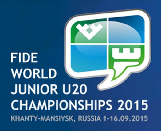Last-Round Win Nets GM Antipov World Junior Title