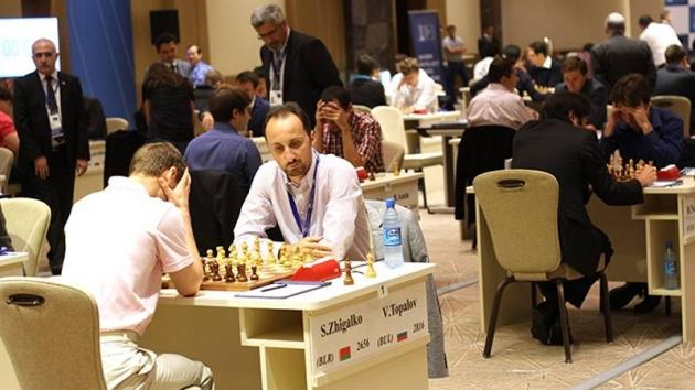 World Cup: Adams, Karjakin, Vovk Win On Demand