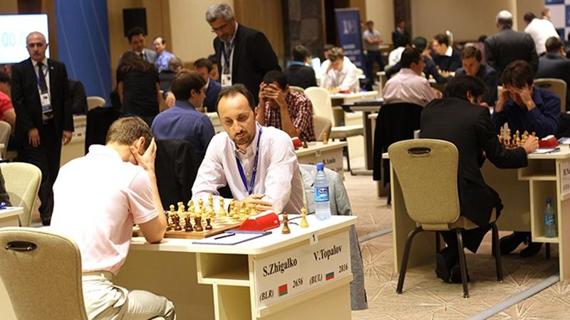 World Cup: Adams, Karjakin, Vovk Win On Demand