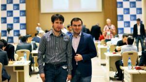 Caruana, Eljanov, Karjakin, Mamedyarov Start With Wins At World Cup's miniatury
