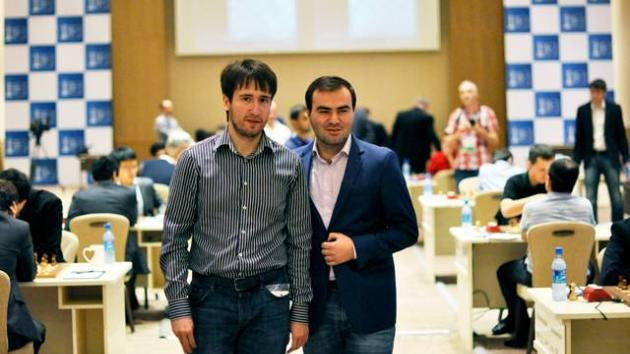 Caruana, Eljanov, Karjakin, Mamedyarov Start With Wins At World Cup