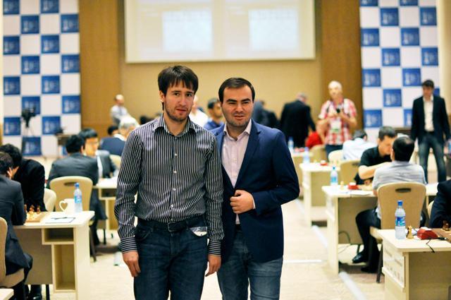 Caruana, Eljanov, Karjakin, Mamedyarov Start With Wins At World Cup