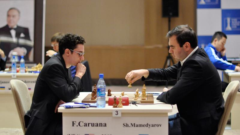 Four White Wins At World Cup; Mamedyarov Pleases The Crowd