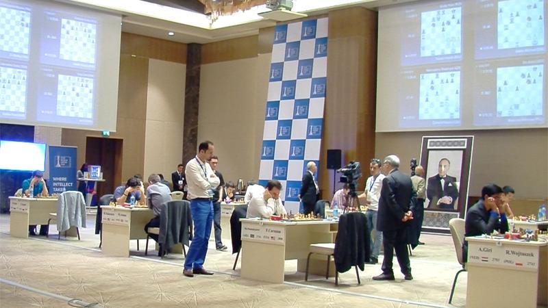 Mamedyarov, Nakamura, Svidler, Vachier-Lagrave Reach Quarterfinals