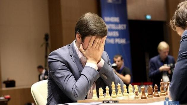 Not Over Yet: Karjakin Extends World Cup After Svidler Blunder