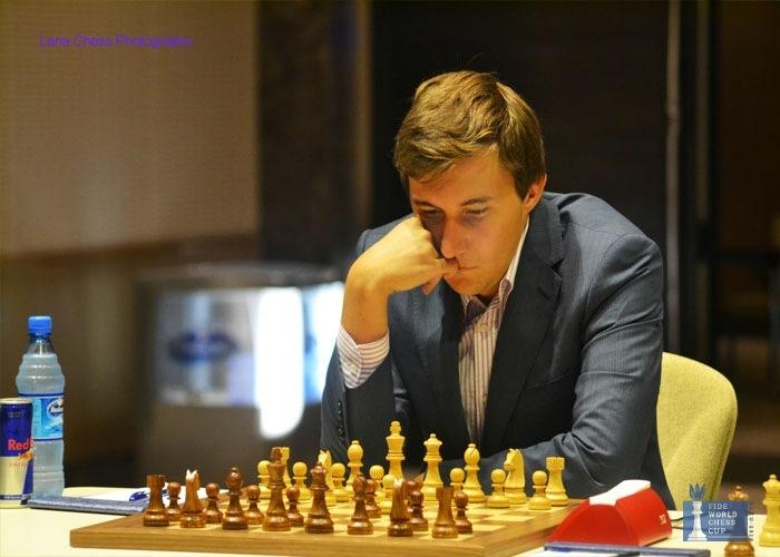 Karjakin Completes Classical Comeback, World Cup Final Goes To Tiebreaks