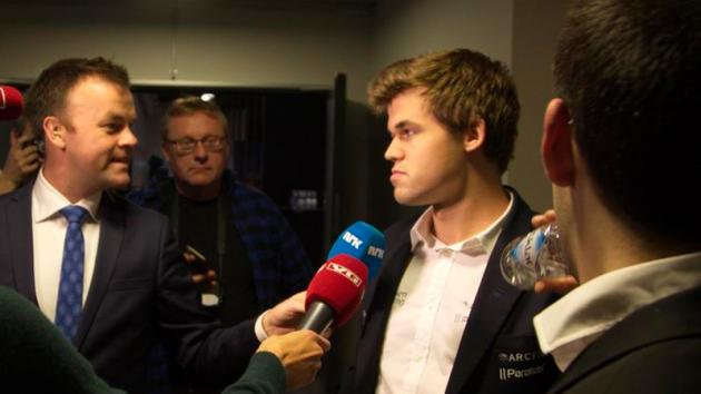 World Rapid: Carlsen On Top, But With A Surprising Name