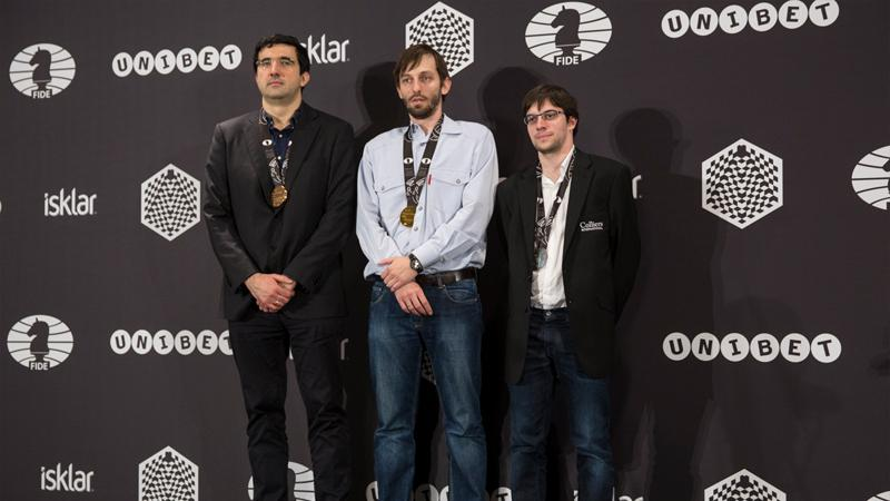 Grischuk Wins 3rd World Blitz Title On Dramatic Day 2